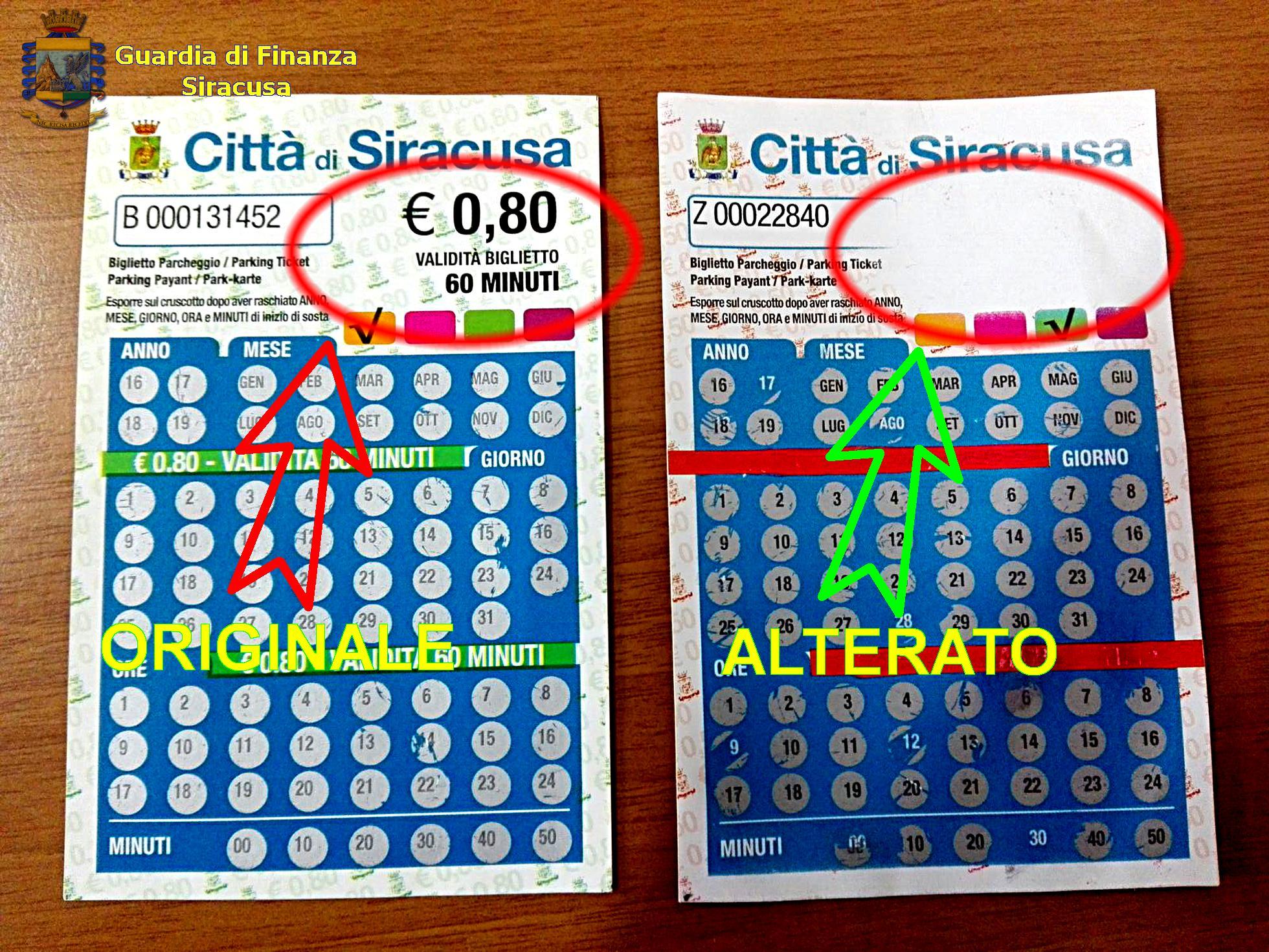 Siracusa, sorpreso a vendere ticket falsi al parco della Neapolis