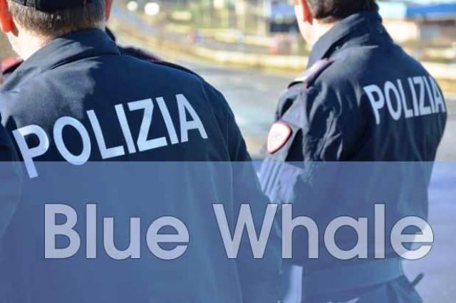 Blue Whale: caso sospetto a Siracusa La Polizia