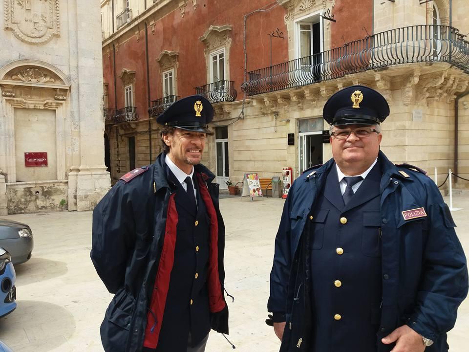 Celebrati i 165 anni della Polizia di Stato nella ...