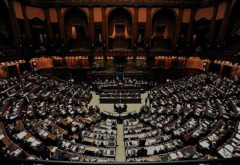 Aula parlamento italiano for Notizie parlamento italiano